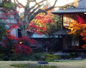 無鄰菴の紅葉と庭園が綺麗なので紹介したい
