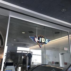 キャンピングカーで行く冬のグランドサークル子連れ旅行記19〜ラスベガス空港の遊び場と旅のまとめ
