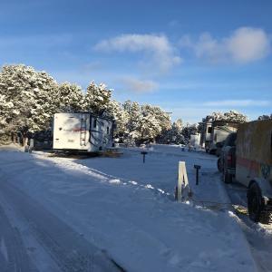 冬のグランドサークルRV旅行:我が家のルート