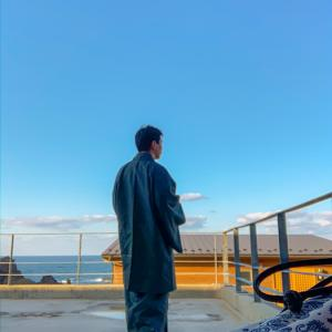 青い空‼️青い海🌊石川県最北端の○○ビレッジとは⁉️