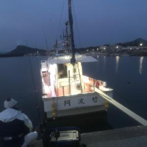 20200307徳島釣行