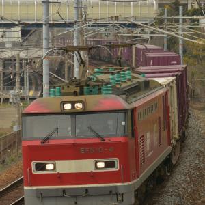 1086レ EF510-4号機