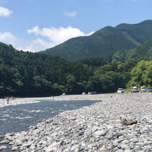 大井川釣行