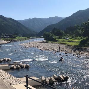 和良川釣行 (初日、2日目)