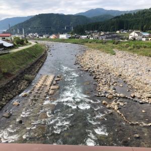 長良川(白鳥)釣行