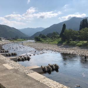 和良川釣行