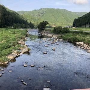 和良川釣行 2日目&3日目