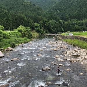 和良川&下馬瀬釣行