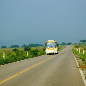 幼稚園児が一人でバスに乗ったら