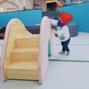 【極低出生体重児】1歳4ヶ月息子のリハビリ受診