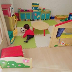 ✽息子中心で過ごす日々。室内遊び✽