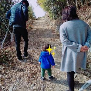 ✽久しぶりのお散歩とトーマス✽