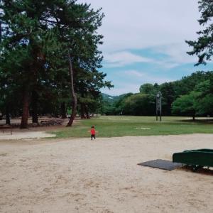 公園と最近のイヤイヤ期事情