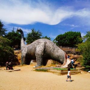 【岡山市太陽の丘公園】自然の中でおもいっきり遊べる公園♡