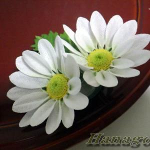 組み合わせ色々~小菊の髪飾り出品~