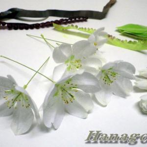 大島桜の制作と義母101歳の歩行器が届きました