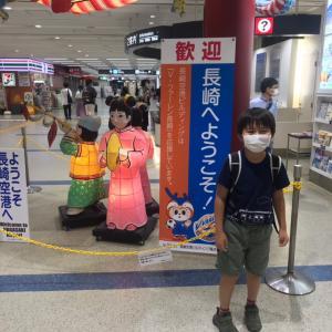 夏休み10日目 軍艦島