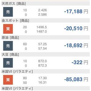 9月10日の結果+190,506円🌈