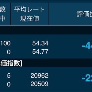 8月第4週の結果+188,033円