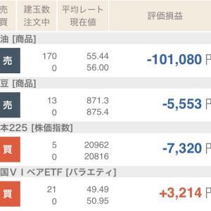 9月4日の結果+49,480円