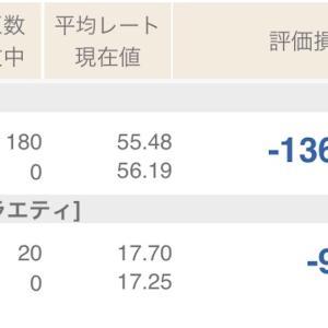 9月5日の結果+33,107円