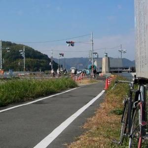 自転車で嵐山へ