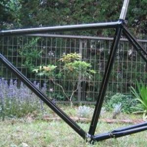 AlphonseThomann アルフォンス・トーマン 自転車フレーム
