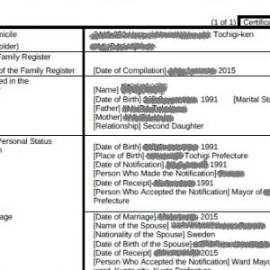 居住ビザ申請体験記 2015年-2016年版