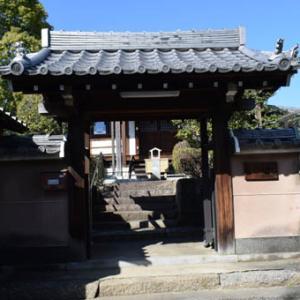 観音寺(京都市伏見区羽束師菱川町)
