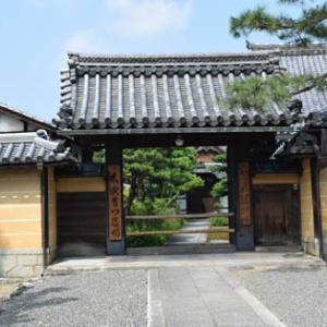 妙心寺-その3(塔頭・天授院~開山堂)