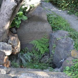 常盤井跡・玄武神社・小野篁と紫式部の墓