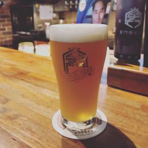 台北でもクラフトビールを堪能してきました!
