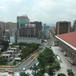 台北のHotel Cozzy Zhongxiao Taipeiに泊まってきました