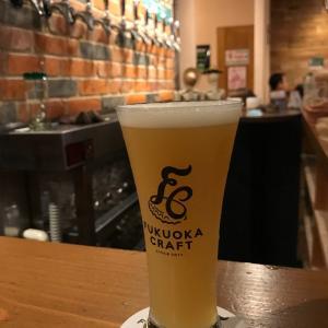 福岡で自家製クラフトビールとメキシコ料理を堪能
