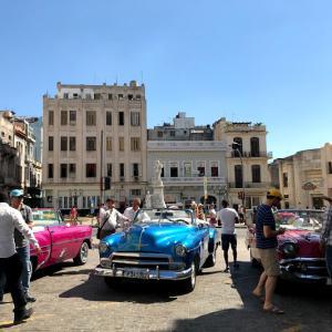 レトロで美しい街並みと愉快な音楽の国キューバへ!