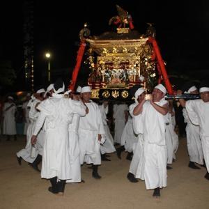 香川県志度町 秋祭り