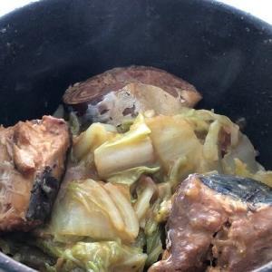 白菜のトロトロ煮、いろんな味が混ざり合っていい味に