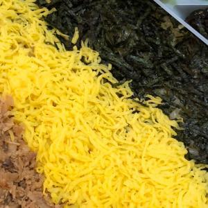 お盆帰省のお供に、折尾名物の人気のかしわ飯を実食する/『東筑軒』