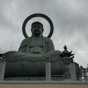 【富山】高岡市・大佛寺の御朱印と高岡大仏