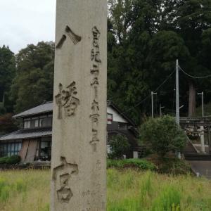 【富山】小矢部市・後谷八幡宮のスギ