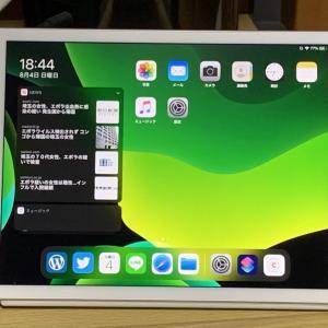 iPad mini 5など(雑記です)