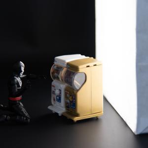 100均アイテムでフィギュア撮影用の照明をパワーアップしよう!