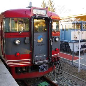 長野県内フリー切符巡り③(しなの鉄道線)(2018年11月)