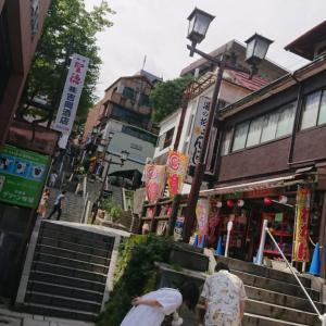 高速バスで行く伊香保温泉1泊2日