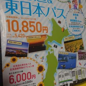 「北海道&東日本パス北海道線特急オプション券」利用時の注意点!!