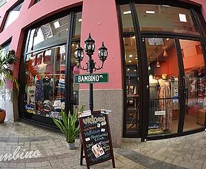 グアム*サングラスを求めて、日本人店主のいるおしゃれで楽しいセレクトショップ 「バンビーノ(Bambino)」