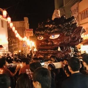 登別*閻魔大王さまが鬼を引き連れてやってくる「登別 地獄祭り」に行ってきました!