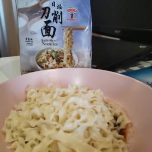 麺料理色々とよく使う調味料