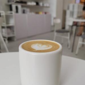 素晴らしいホスピタリティと、より一層お気に入りになったカフェ