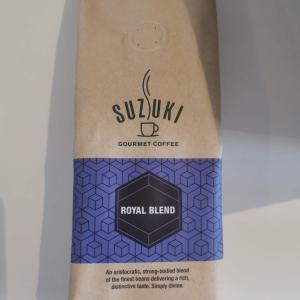 種類豊富でコスパのよいSuzuki coffee